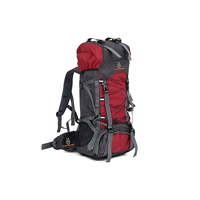 Buy Generic UJ 60L Large Capacity Outdoor Mountaineering Backpack ...