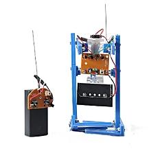 DIY Biped Robot Assembly Model Puzzle Robot Kit Remote version