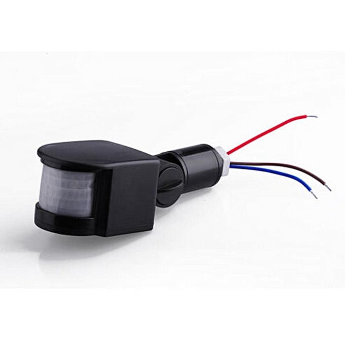 Generic Led Outdoor 220v Infrared Pir Motion Sensor