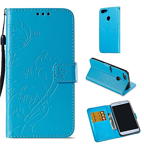 super popular e0708 679a6 PU Leather Embossing Wallet Case Cover for Xiaomi Mi A1 / Mi 5X