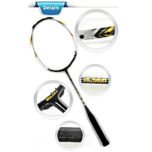 Carbon Fiber Badminton Rackets High-end Racquet With Bag