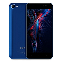 W50 3G Smartphone Quad Core 1.3GHz 1GB RAM 8GB ROM - BLUE