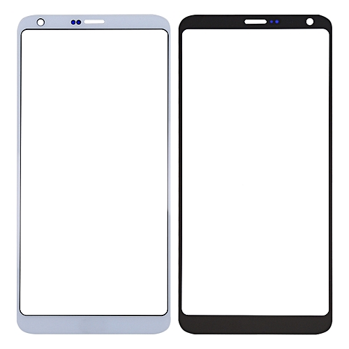 iPartsBuy for LG G6 Front Screen Outer Glass Lens(White)