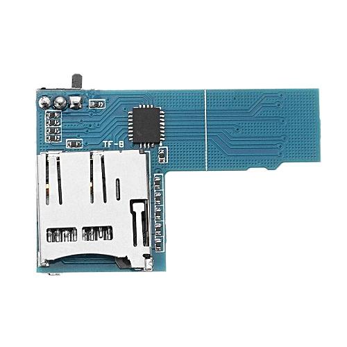 2 In 1 Dual System Dual TF Micro SD Card Adapter For Raspberry Pi 3 Model  B/2B/Zero/Zero W