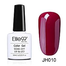 10ml UV/LED Gel Nail polish-Candy colors (JH010)