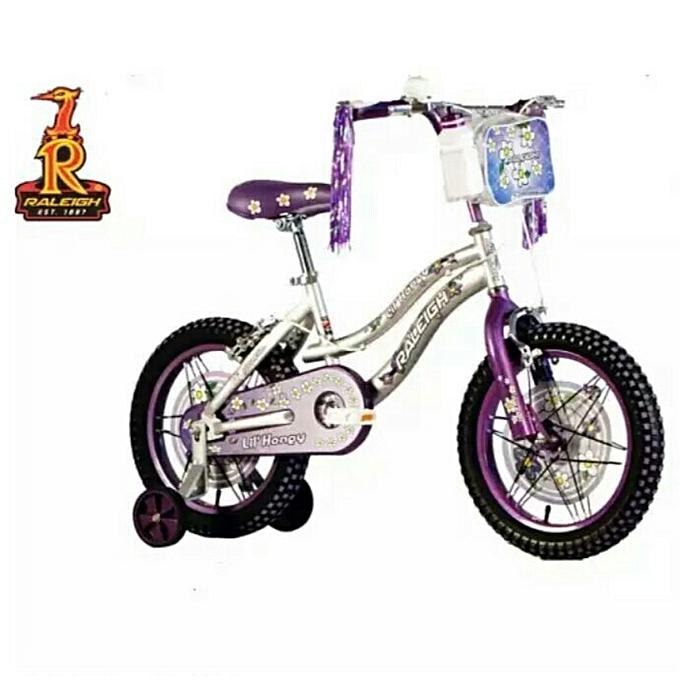 Exercise Bike Jumia Kenya: Buy Generic Raleigh Lil Honey Bike 16 Inch- Age 5 Years