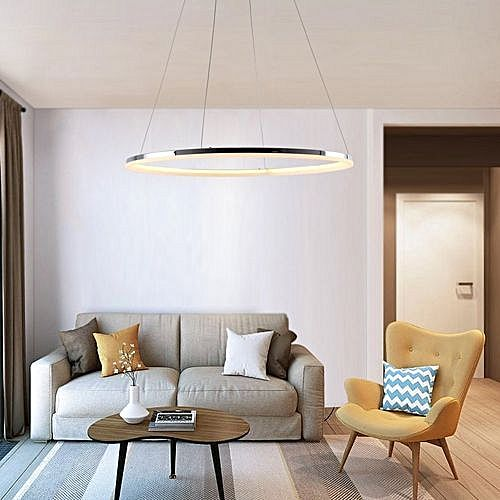Everflower Modern LED Pendant Light Fixture Ceiling