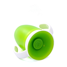 Supreme Miracle Anti-spill Spoutless Sippy Cup - Green