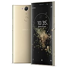 Xperia XA2 Plus 6-Inch IPS LCD (6GB, 64GB ROM) Android 8.0, 23MP, Dual SIM 4G Smartphone - Gold