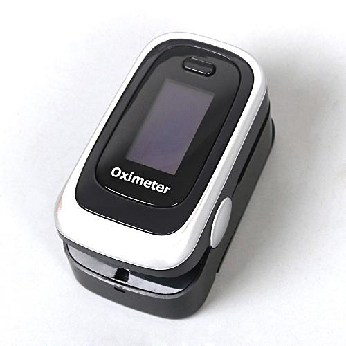 Generic Household Finger Pulse Oximeter Lightweight Portable