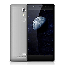T1 Plus Smartphone 4G FDD-LTE 3G WCDMA MTK6737 1.3GHz 2.5D 5.5 Inches HD 1280 * 720 Pixels Screen Android 6.0 3G+16G 13MP+13MP Dual Cameras 7.5mm Ultra-thin Metal Body 0.19s Fingerprint Unlock Smart Gesture