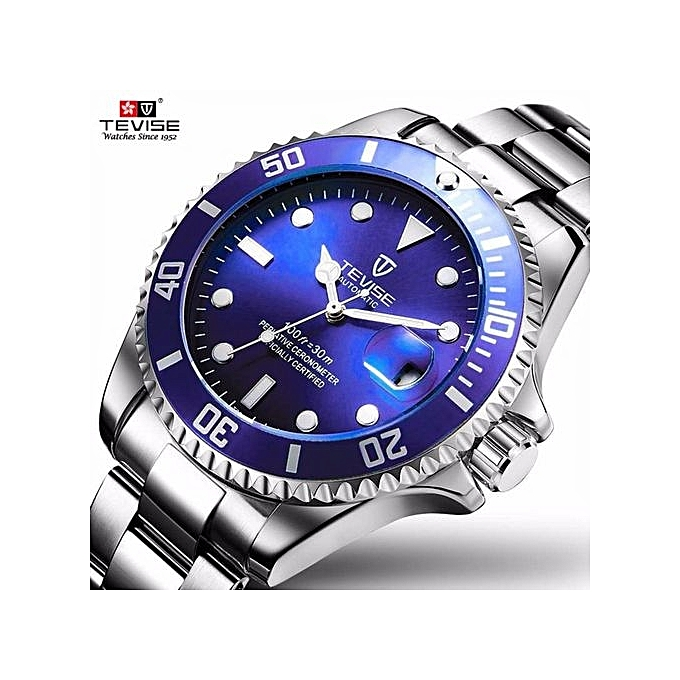 3ff636fb4d5 ... TEVISE Automatic Mechanical Watches Men Watch Relogio Automatico  Masculino Waterproof Sport Business Wristwatch Male Clock 801 ...