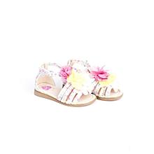 Multioloured Floral Fashionable Sandals