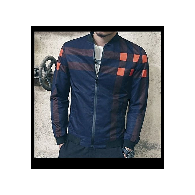 Refined New Fashion Brand Jacket Men Trend Korean Slim Fit Mens Designer  Clothes Men Casual Jacket c9898e692b4a