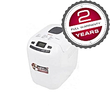 ST-EC0126- Bread oven & Maker - White.
