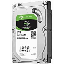 2TB - Internal Desktop Hard Disk Seagate Barracuda