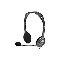 H110 - Stereo Headset - Black