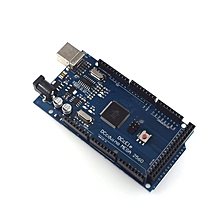 HW-283 MEGA2560 R3 REV3 16AU CH340G Board ON USB Cable Compatible for Arduino blue