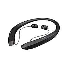 HBS 910 Tone Infinim Wireless Bluetooth Headset Headphone for iPhone Samsung black