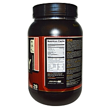 Gold standard whey protein,strawberry-2lb