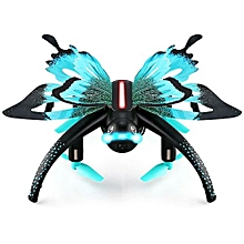 H42WH Butterfly Mini RC Drone RTF WiFi FPV 0.3MP Camera / Voice Control / Waypoints