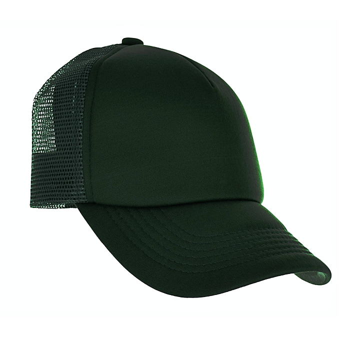 unisex adjustable trucker baseball  cap