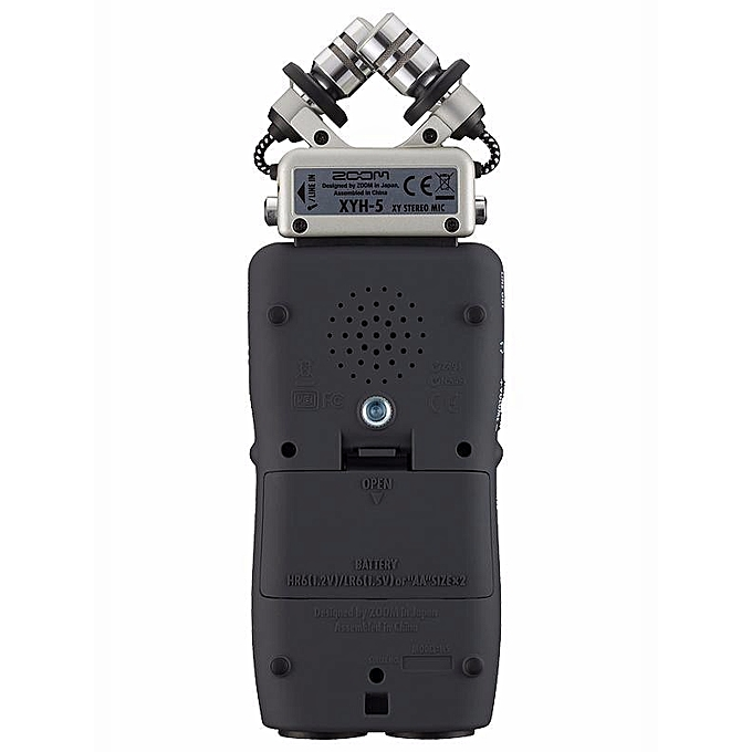 In stock ZOOM H5 professional handheld digital recorder Four-Track Portable  Recorder H4N upgraded version Recording pen KSIWN