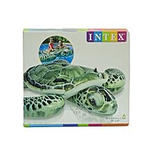 Realistic Sea Turtle Ride-On: 57555: Intex
