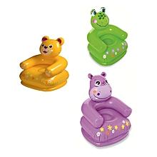 Happy Animal Chair Assortment: 68556: Intex
