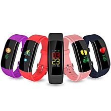 UPX Colorful Smart Wrist Band Sleep Sports Fitness Pedometer Bracelet Watch