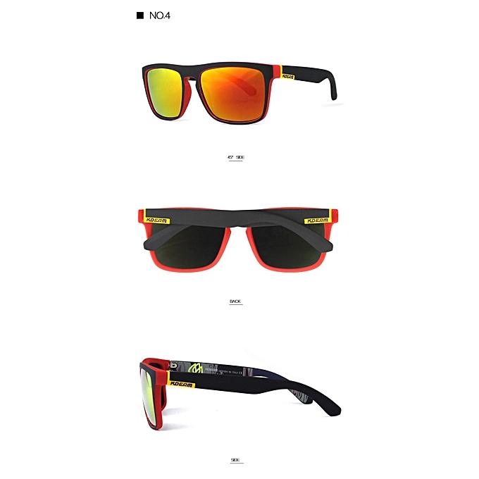 2b694c7201 ... KDEAM Riding Sunglasses Polarized Glasses Driving Outdoor UV400 Fishing  Eyewear ...