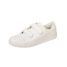 Casual Active Shoes - White No Laces