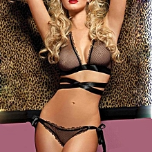 Fashion Women Sexy Bandage Racy  Underwear Spice Suit Temptation Underwear