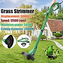 Electric Grass Trimmer Strimmer Cutter Lawnmower Heavy Duty Lawn Pruning