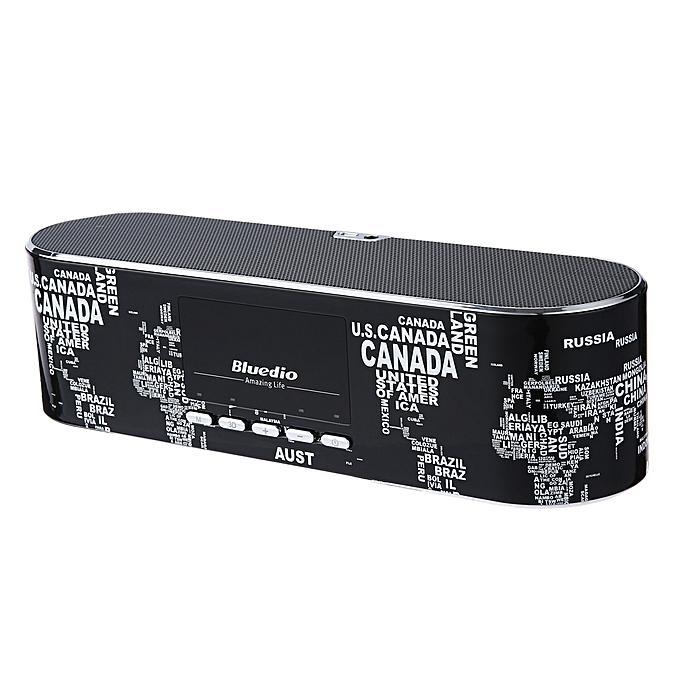 Leadsmart Bluedio AS Bluetooth V4 1 Speaker Soundbox