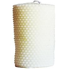 Artisan Candle 3-in-1 White Pearl Pillar - 450g