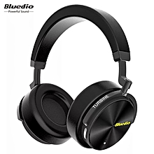 Extra Bass 25Hours Bluetooth Music with Active Noise Cancellation Headphones