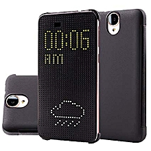 Desire E9+  - Dotview Case - Black