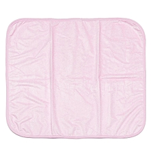 Blue/Pink/Yellow 50*60/60*70/60*90/70*120/100*140/100*200/120*200cm Absorbent Bamboo Fiber Isolation Pads Elderly Care Mattress (60*70cm)