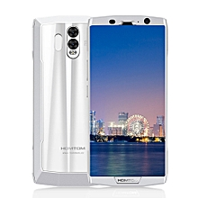 HOMTOM HT70 4G Phablet 6.0 inch Android 7.0 4GB RAM 64GB ROM-SILVER