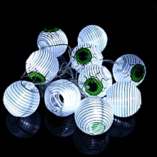2.3M 10LED  Lights For Halloween Party Decor Halloween String Lights