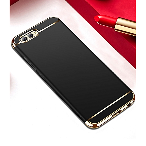 online store 671bb ce228 For Huawei Honor V10 Case Cover 3 In 1joint Protective Case Coque Luxury  New Honor View 10 Case