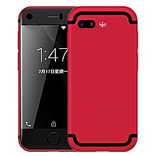 7S 1GB+8GB 2.5 inch Screen MTK6580 Quad Core up to 1.3GHz Dual SIM Smartphone(Red)