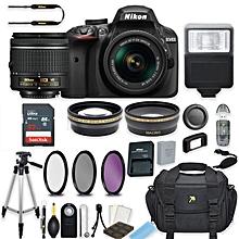 Nikon D3400 SLR Camera 24.2 MP Starter Bundles