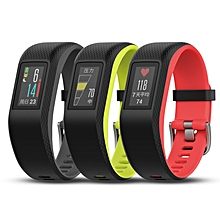 Garmin Vivosport Smart Bracelet Wrist-Based Heart Rate Stopwatch GPS Activity Fitness Tracker