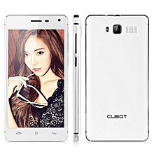 Cubot S200 5 Inch IPS Screen Android 4.4 MTK6582 1.3GHz Quad-core Smartphone White