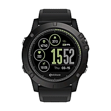 Zeblaze VIBE 3 HR Rugged Inside Out HR Monitor 3D UI All day Activity Record 1.22' IPS Smart Watch