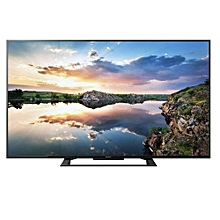 "60"" Sony X67E 4K High Dynamic Range Smart TV - Black"