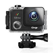 GitUp G3 DUO PRO PACKING HIGH QUALITY