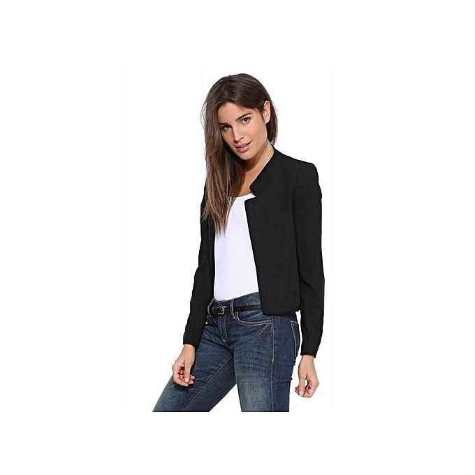 558974b39 Fashion Formal Jacket Women s Jackets Business Suit Office Ladies ...